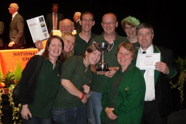 New Forest Brass claim second place at the national finals in Cheltenham