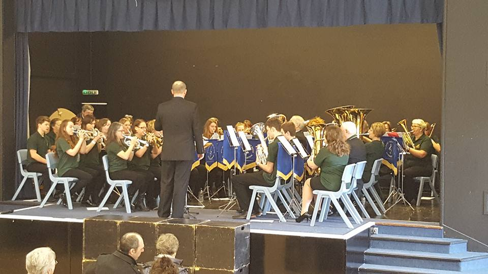 Wessex Training and Youth Band Festival