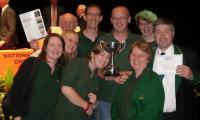 New Forest Brass win silver at the national finals!