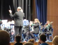 New Forest Brass finish 6th in West of England Third Section