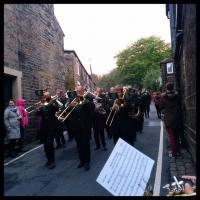 New Forest Brass take part in Whit Friday marches
