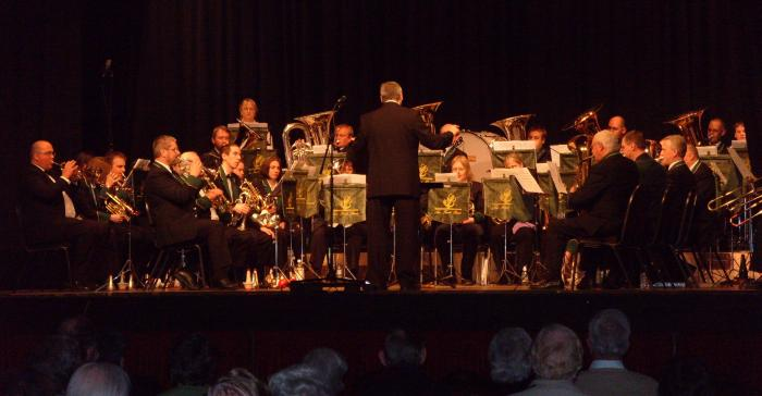 Waterside Theatre Concert