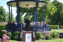 Romsey Bandstand